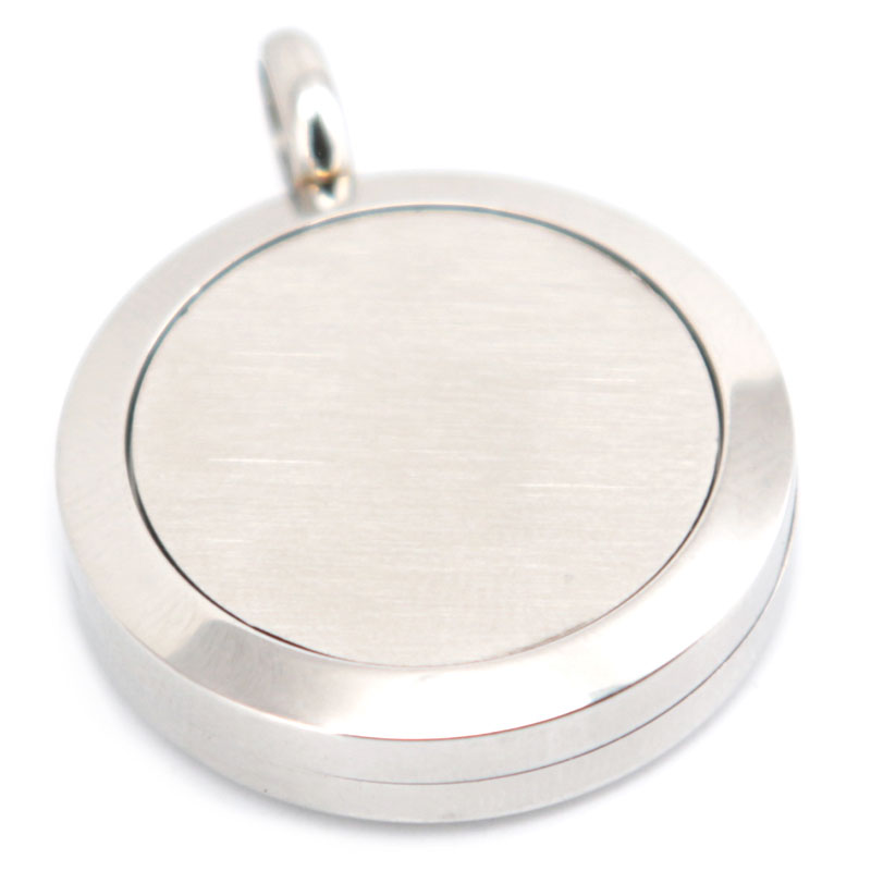 Windmill 25mm Aromatherapy Essential Oils Stainless Steel Neckalce Pendant Perfume Diffuser Locket free 10pcs Felt Pads