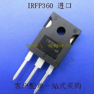 10 adet/grup IRFP360PBF TO-247 IRFP360 MOSFET.