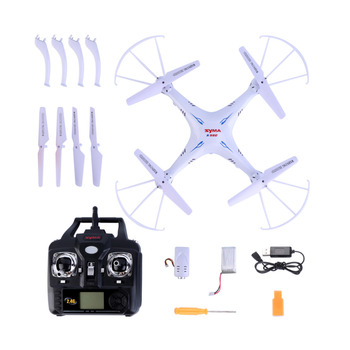 2017 Yeni Marka Syma X5C X5SC Yükseltme 2.4G 4CH 2Mp 6-Axis Profesyonel hava RC Helikopter Quadcopter Oyuncaklar Ile Drone kamera