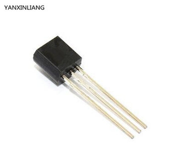 5Pcs New LM335 LM335Z IC TO-92 Precision Temperature Sensor IC
