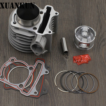 Motorcycle Accessories GY6-150 GY6-150 Cylinder Scooter Cylinder Set Cylinder Assembly