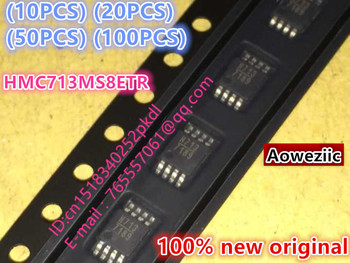 New original HMC713MS8ETR H713 MSOP8 RFdetector chip